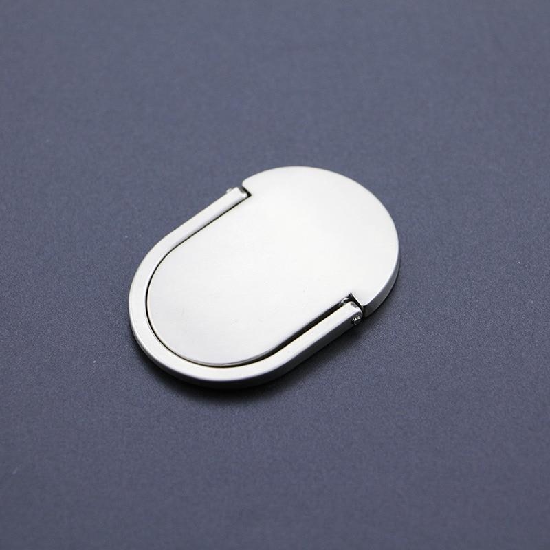 Nuevo Universal Metal Finger Ring Teléfono móvil Smartphone Soporte - Accesorios y repuestos para celulares - foto 3