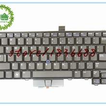 GYIYGY Клавиатура для ноутбука DELL Latitude E4300 E4310 E4200 PP13S