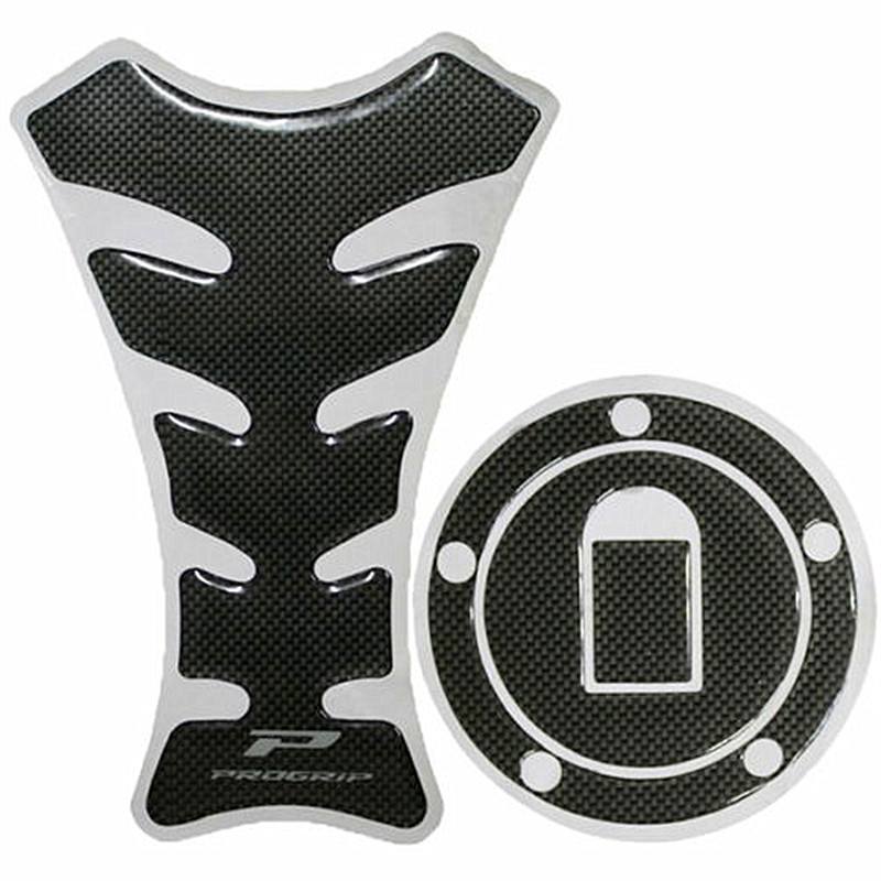 Motorrijwiel Sticker Decal Brandstoftank en dopbeschermer voor - Motoraccessoires en onderdelen