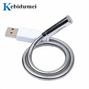Kebidumei Reading-Lamp Keyboard Notebook Usb-Light Laptop Computer Flexible Mini Portable