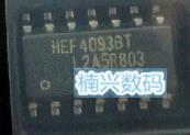 10 pièces HEF4093BT SOP-14 HEF4093 4093 SOP14 dispositif logique puce