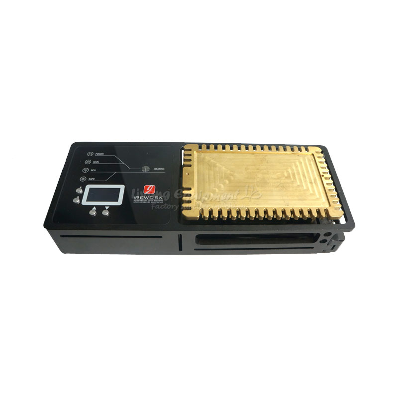 Россия Бразилия Tax Бесплатная доставка 300 Вт SMD паяльная станция JOVY IREWORK для чип для мобильного телефона ремонт