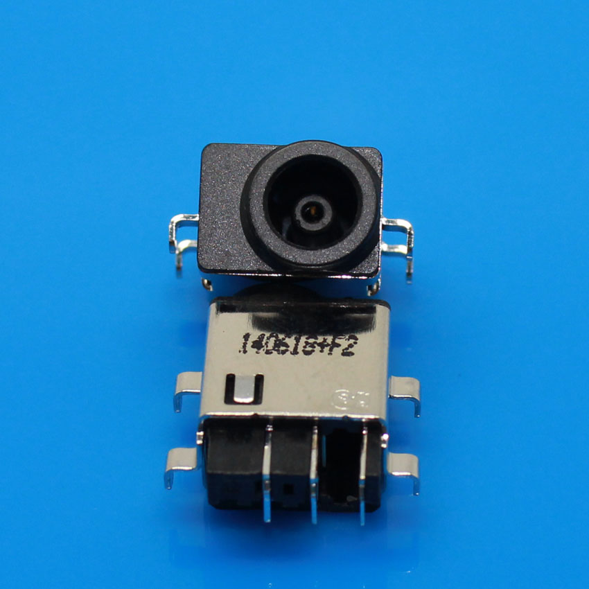 wholesale price new For SAMSUNG RV411 RV420 RV510 RV511 RV515 AC DC Power Jack Port Socket Connector LAPTOP 100 pcs free shipping new dc jack for samsung rv500 rv511 rv509 rv515 rv520 rv720 rv530 rv515 rv420 dc power jack port socket
