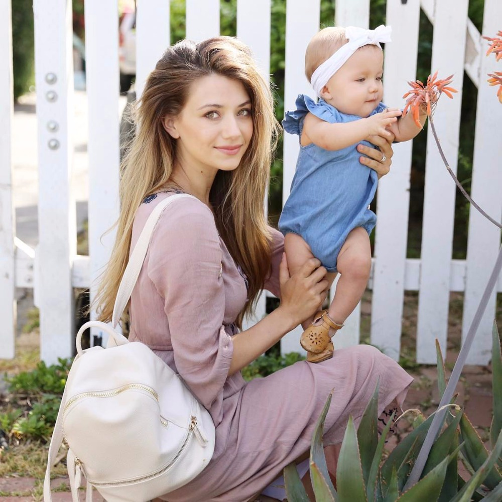 Puseky 2017 Summer 3-24M Ruffles Bebes Denim   Romper   Toddler Baby Girl Back Heart Hollow Jeans Jumpsuit Shorts 3-24M