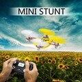 Mini drone et nono 2.4g rc toys 4ch 6 ejes mini quadcopter rc helicópteros de bolsillo de alta velocidad hobby toys kids toys vs fq777