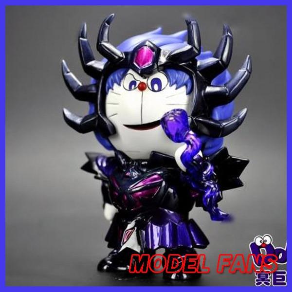 MODEL FANS IN-STOCK Jacksdo - saint seiya cloth myth SPECTERS Cancer Death Mask? Doraemon DoraCat  Freeshipping стоимость