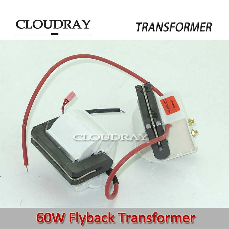 Cloudray Flyback Transformer 220v to 110v Autotransformer Toroidal Transformer For 60W Co2 Laser Power Supply bsc25 n0349 tf4213ag tf 0149 ojg flyback transformer by changshu yinying