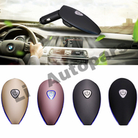 Car Air Purifier Charging Double USB Negative Ion Purifier Car Oxygen Bar