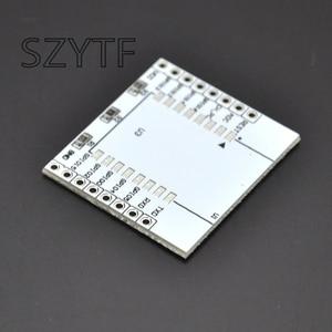 Image 3 - 10 pièces ESP8266 série WIFI module adaptateur plaque sapplique à ESP 07, ESP 08, ESP 12