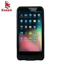 """סין כף יד מסוף מחשב 6 """"טלפון עמיד למים המוקשח Tablet PC אנדרואיד 5.1 2 גרם RAM 4 גרם LTE 1D 2D לייזר סורק ברקוד NFC GPS"""