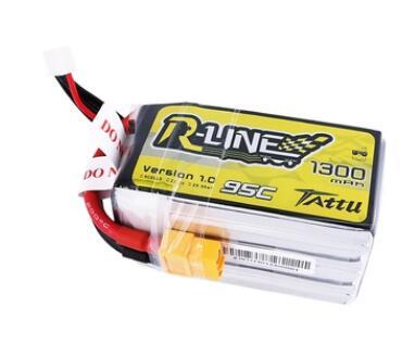 Batterie lipo ACE GESHI TattuR-Line 95C 6 S 1300 mAh 6 S pour modèles RC