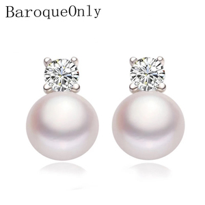 BaroqueOnly Shinny Studs Earri