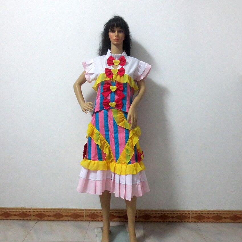 PRISM Paradise pripara mirei Minami Halloween Carnival Birthday Party Cosplay Costume