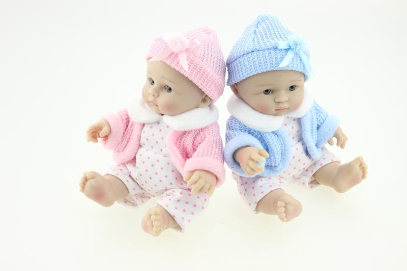Captivating New 25cm Mini Toy Simulation Doll Baby Silicone Doll Baby Shower Doll  Christmas/Birthday Gifts For Children In Dolls From Toys U0026 Hobbies On  Aliexpress.com ...