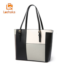 цена на Loshaka Luxury Handbag Women Bags Designer Handbags High Quality PU Casual Tote Bags Shoulder Bags Women Bag Female Bolsa Purse