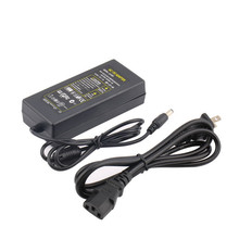 1pc Lowest Price AC Converter Adapter For DC 12V 5A 5.5mm 2.5mm 2.1mm LED Power Supply Charger For LED Strip Wireless Router