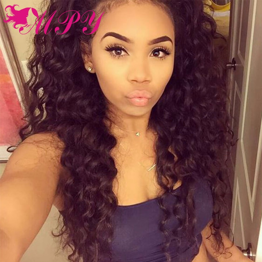 7a Wet And Wavy Virgin Brazilian Hair With Closure Brazilian Wet And Wavy With Closure Wowigs Virgin Hair Bundles With Closure