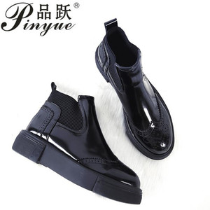2019 ankle Women Boot spring a