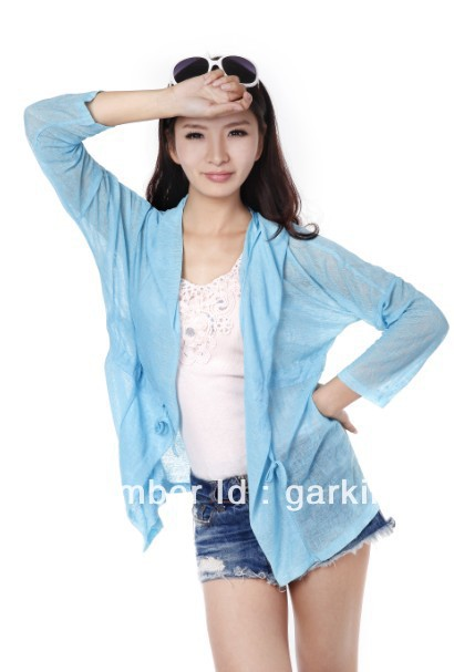 Las Sunscreen Casual Beachwear In Blouses Shirts From Women S Clothing Accessories On Aliexpress Alibaba Group