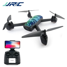 цена на In Stock JJRC H55 TRACKER WIFI FPV With 720P HD Camera GPS Positioning RC Drone Quadcopter Camouflage RTF VS E58 H37