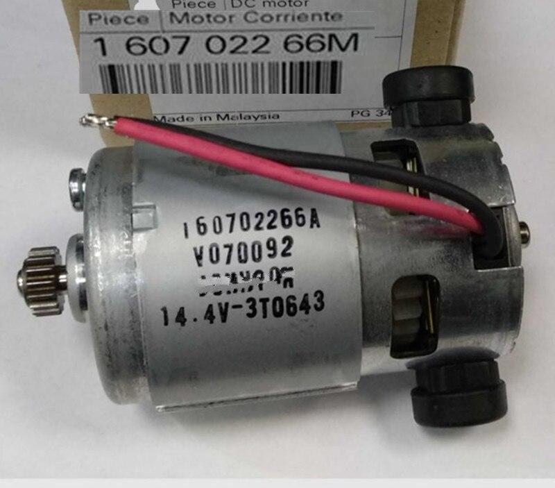 18V 14.4V  Motor  Engine For BOSCH GSR140-LI GSB140-LI GSR180-LI GSB180-LI GSR18V-21 GSB18V-21  160702266M 160702266N