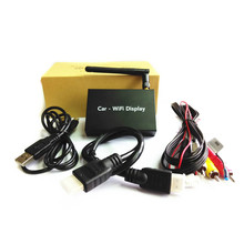Car WiFi Display Mirroring Box Airplay Miracast DLNA Allshare for Car DVD Screen Mirror font b