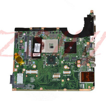 цены на For HP pavilion DV6 laptop motherboard DA0UP6MB6F0 580976-001 ddr3 Free Shipping 100% test ok  в интернет-магазинах