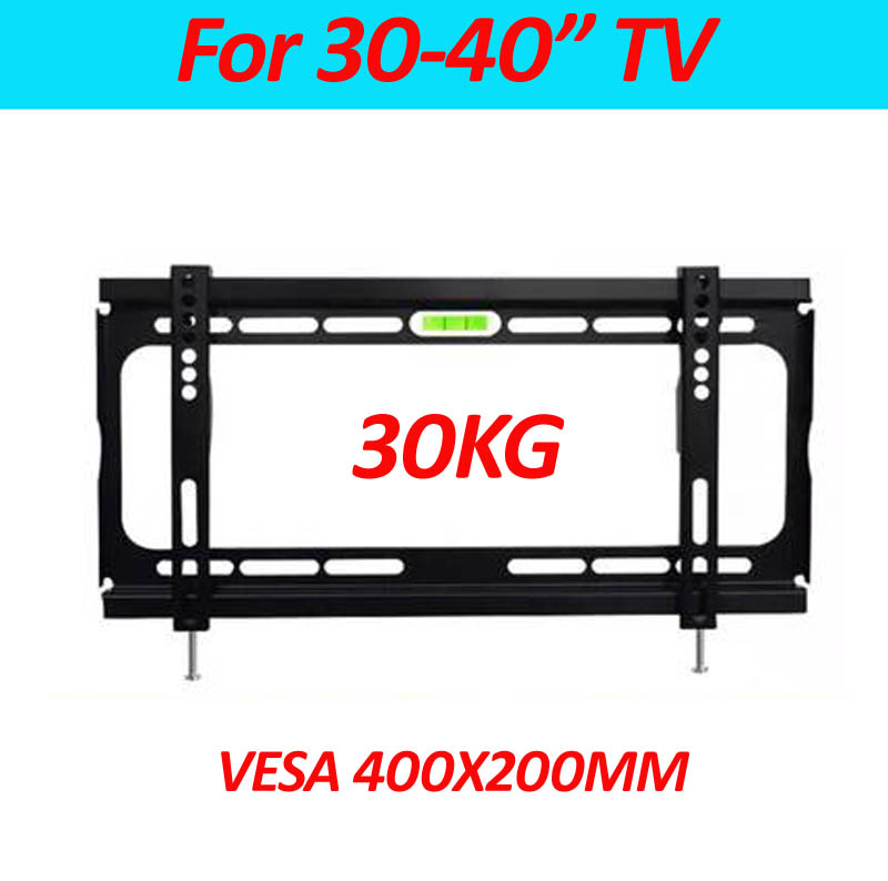 VESA 400x200 for 10inch to 40 inch LCD LED PLASMA tv wall bracket mount stand holder