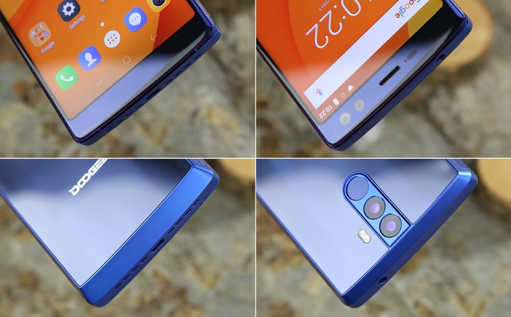 """Image 5 - DOOGEE BL12000 Big battery 12000mAh Smartphone 4GB 32GB 6.0""""18:9 FHD+ Screen 16MP+8MP 4 Cameras MT6750T Octa Core Cellphone-in Cellphones from Cellphones & Telecommunications"""