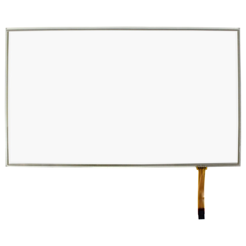 17.3inch 4-Wire Resistive Touch Panel For 17.3inch 1600X900 1920X1080 LCD Screen 15 4inch 4 wire resistive touch panel for 15 4inch 1280x800 1400x800 lcd screen