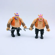 2 Style NEW hot 10cm Bebop action figure toys Christmas gift(China)