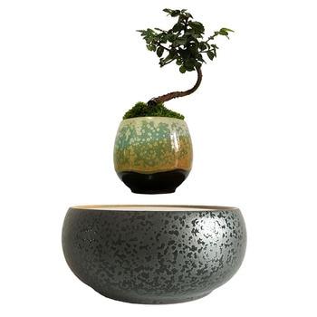 Pot de fleur japon magnétique lévitation Flottant