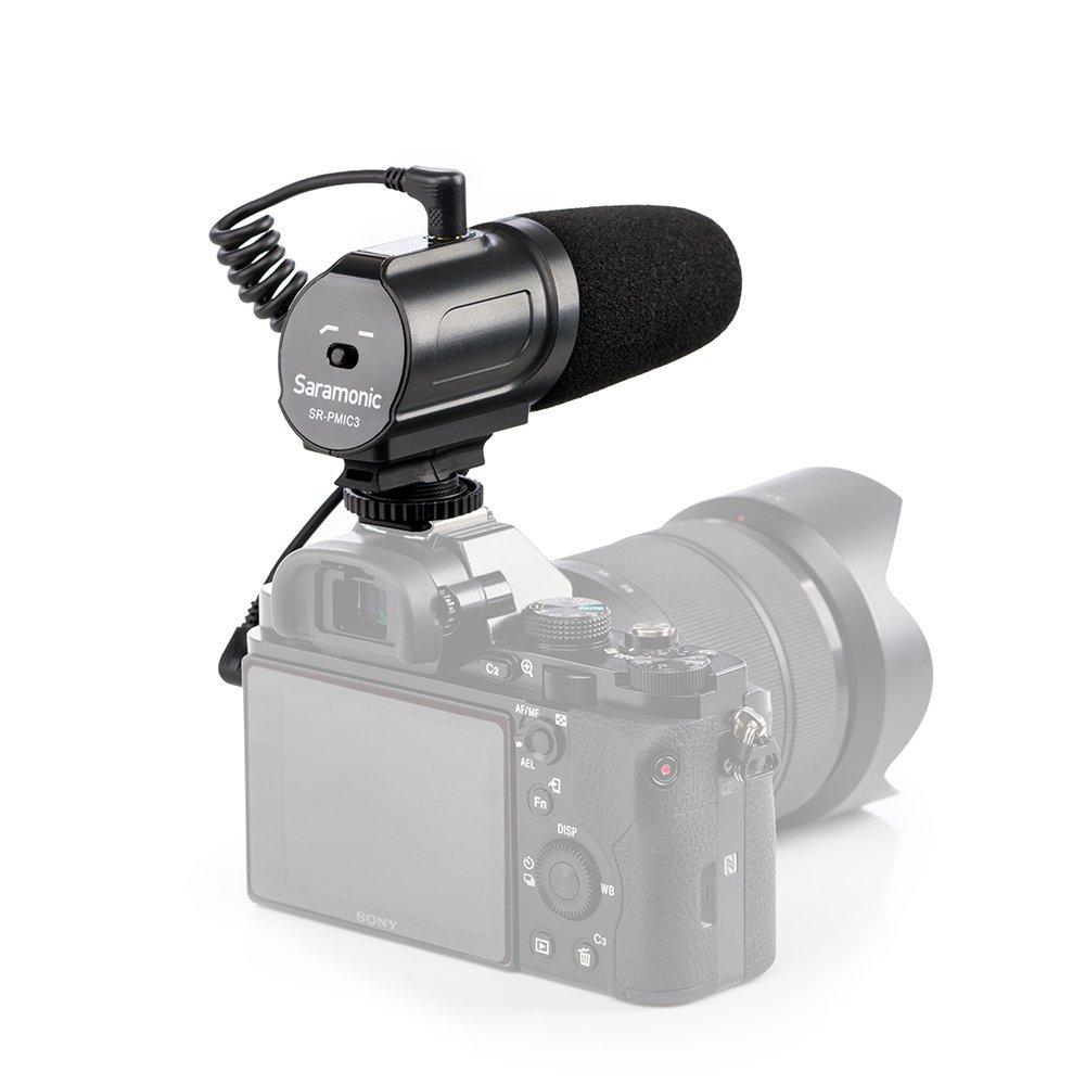 Saramonic SR-PMIC3 mikrofon za prostorsko snemanje z integriranim - Prenosni avdio in video - Fotografija 5