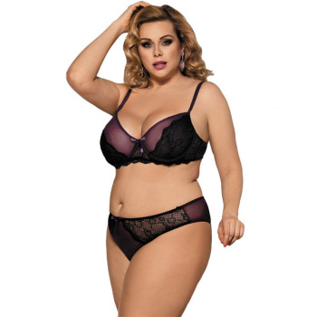 Plus Size Unlined Underwear 1