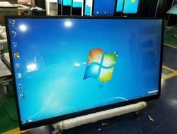 DIY 84 98 дюймов 4 к led ЖК дисплей tft hd 1080 p ТВ Функция интерактивный сенсорный экран smart конференции преподавания дисплей с ПК Встроенный