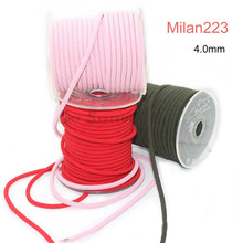 4mm sky system 223 Milan Cord   Jewelry Accessories Macrame Rope  Necklace String Cords 20m/roll NO1~19