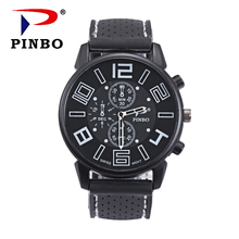 relogio masculino 2017 Top Brand outdoor Casual Men's Sports Watches Mens Watches silicone Quartz Watches Men military watch