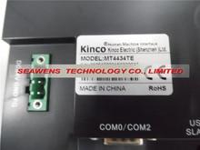 MT4434TE: 7 дюймов MT4434TE Kinco HMI сенсорный экран панели Ethernet с Кабеля для программирования и Программного Обеспечения, быстрая доставка