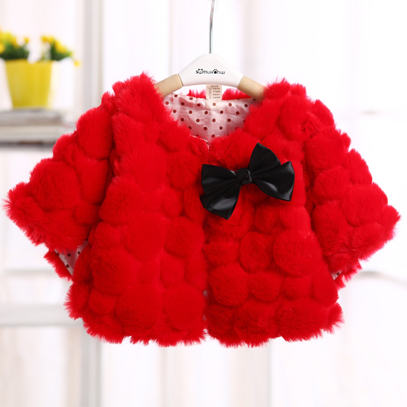f3a8d495c542 Cheap for all in-house products fur coat kids in FULL HOME