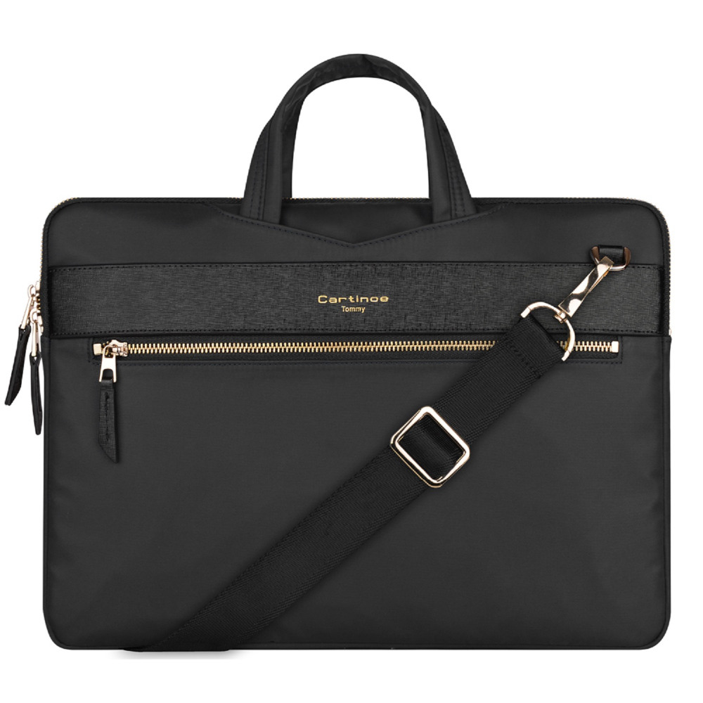 Cartinoe Laptop Shoulder Bag for MacBook Air 11 Pro 13 15 14 15.4 inch Computer Sleeve Case Messenger Bag Carrying Case Handbag ...