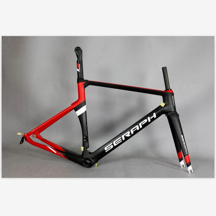 Di2 Compatible With Aviation Carbon Road Bike Frame And Carbon Fiber Road Bike Frame, Custom Frame Tt-x8
