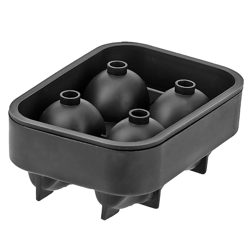 HILIFE Ice Cube Maker Skull Shape Chocolate Mould Tray Ice Cream DIY Tool Whiskey Wine Cocktail Ice Cube 3D Silicone Mold in Ice Cream Makers from Home Garden