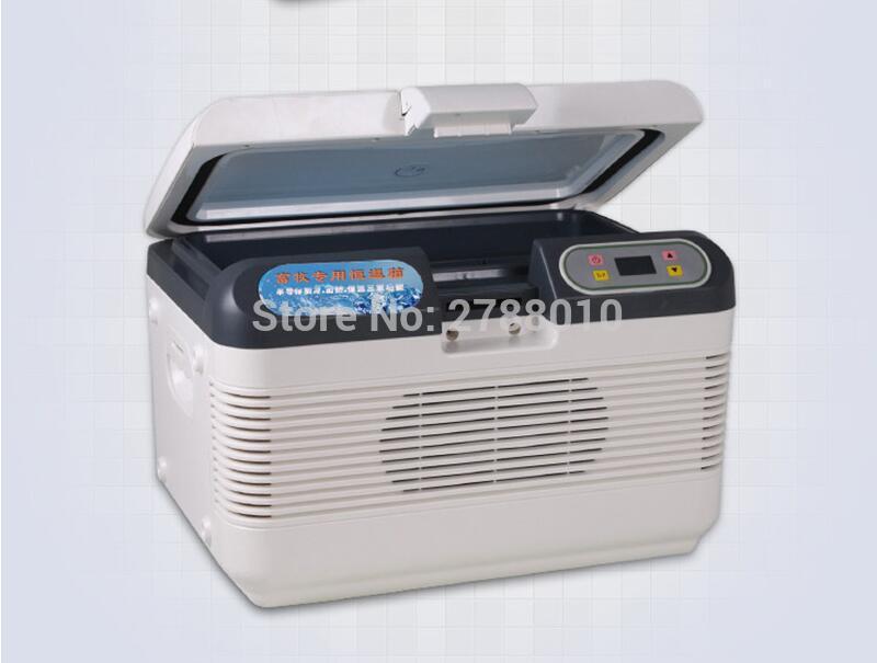 Mini Kühlschrank Watt : 48 watt 12 v 6l tragbare auto kühlschrank kühler gefrierschrank