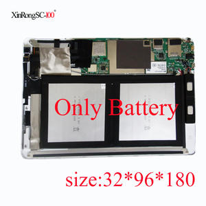 3.7 v 12000 mAh 3296180 3296192 For Teclast X98 air 3G P98 3G Tablet PC Battery