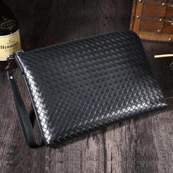 Multifunzionale cartella gestore di affari in vera pelle valigetta commerciale sacchetto di sacchetto degli uomini di sacchetto di documenti di padfolio borse