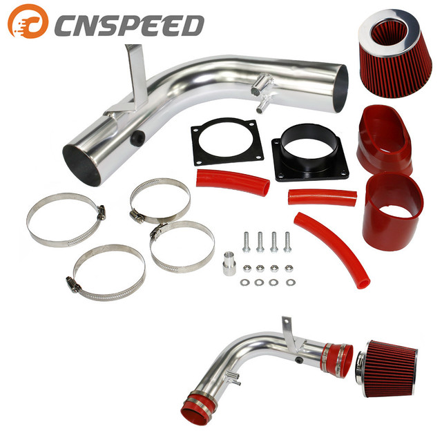 """CNSPEED Air Intake pipe kit Racing Car for 1997-2003 Ford F150/Expedition 4.6L/5.4L V8 Cold Air Intake with 3"""" Air Filter"""