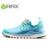 RAX Summer Outdoor Breathable Running Shoes Women Sneakers Walking Running Sports Shoes Men Sneakers Running Zapatos