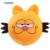 2016 das crianças dos desenhos animados de pelúcia fezes inflável ambiental bexiga PVC sofá inflável de pelúcia