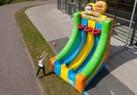 hot selling Amusement Inflatable Basketball Hoop / outdoor double basketball hoops Inflatable basketball shoot games