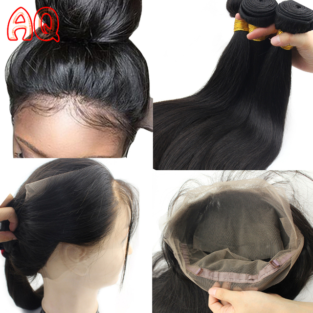 Malaysian virgin hair straight lace frontal weave 360 lace frontal malaysian virgin hair straight lace frontal weave 360 lace frontal closure with bundles custom 360 frontal pmusecretfo Image collections